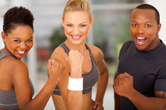 Free Exciting Fit People Stock Photography - 30914152