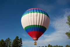 An exciting ride in colorado Royalty Free Stock Photography