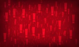 Exclamation marks random pattern. Exclamation marks random pattern background Stock Photos