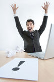 Exclamation point Stock Photos