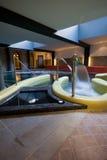 Exclusief zwembad royalty-vrije stock foto