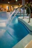 Exclusief zwembad royalty-vrije stock afbeeldingen