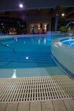 Exclusief zwembad Royalty-vrije Stock Fotografie