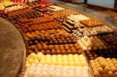 Exclusieve chocolade Royalty-vrije Stock Foto