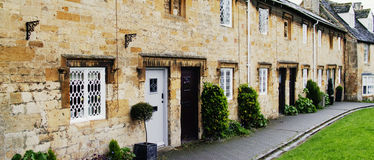 EXCLUSIVE - Cotswolds Cottages stock photos