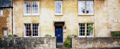 EXCLUSIVE - Cotswolds Cottages Royalty Free Stock Photos