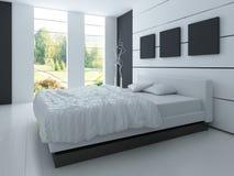 Exclusive Design Bedroom | 3d Interior architecture. A 3d rendering of an exclusive Design Bedroom | 3d Interior architecture Stock Image