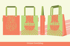 Exclusive Goody Bag Stock Images