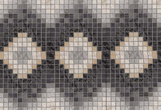 Exclusive Mosaic Background Texture Royalty Free Stock Images