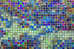 Exclusive Mosaic Background Texture Stock Photography