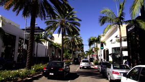 Exclusive Rodeo Drive in Beverly Hills LOS ANGELES