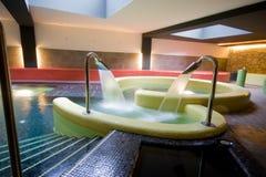Exclusive swimming pool Stock Image