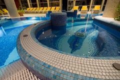 Exclusive swimming pool Royalty Free Stock Photography