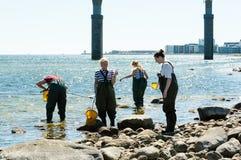 Excursão da água Fotos de Stock Royalty Free