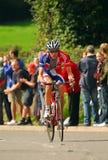 Excursão da raça do ciclo de Grâ Bretanha - dia 4 Fotografia de Stock Royalty Free