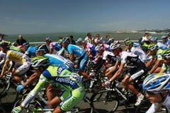 Excursão de France 2008 Imagem de Stock