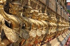 Excursão de Longtail em Chao Praya River em Banguecoque, Tailândia Fotografia de Stock