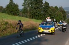 Excursão de Pologne 2015 Imagens de Stock