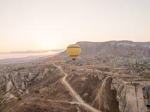 Excursão do balão em Goreme Imagens de Stock