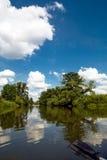 Excursão do caiaque Imagem de Stock Royalty Free