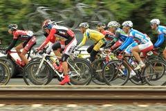 Excursão 2013 do ciclismo de Boêmia Imagens de Stock Royalty Free