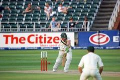 Excursão do críquete de Austrália a África do Sul fevereiro 2009 Fotos de Stock Royalty Free