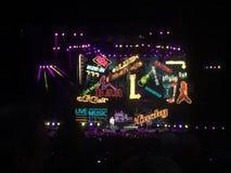 Excursão do verão 2014 de Def Leppard Imagens de Stock Royalty Free
