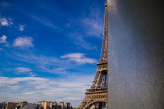 Excursão Eiffel foto de stock royalty free
