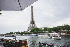Excursão Eiffel Fotografia de Stock
