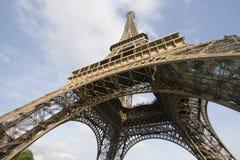 Excursão Eiffel de Paris Fotografia de Stock