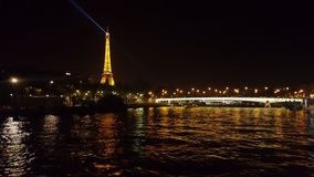 Excursão Eiffel do La Imagens de Stock Royalty Free