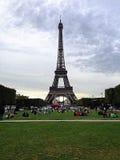 Excursão Eiffel do La, Paris, França Imagens de Stock Royalty Free