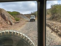 Excursão fora de estrada do veículo imagem de stock