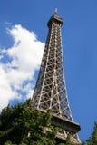 Excursão Paris de Eiffel fotografia de stock