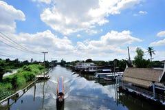 Excursões Sightseeing por barcos da cauda longa Fotos de Stock