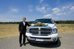 Excursões Wedding Imagem de Stock Royalty Free