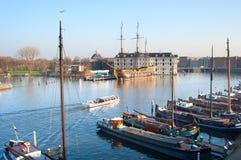 Excursión de Amsterdam imagen de archivo libre de regalías
