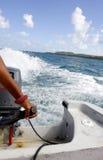 Excursión del Caribe Foto de archivo libre de regalías