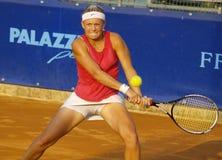 Excursion 2007 du tennis WTA - Christina Weeler (AUS) Photo libre de droits