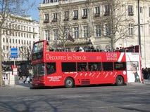 Excursion bus Stock Photo