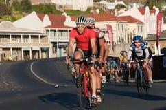 Excursion Capetown de cycle d'Argus 2010 Image libre de droits