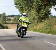 Excursion de chemin de cycle de la Grande-Bretagne Photo stock