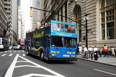 Excursion de conduite de New York City Image stock