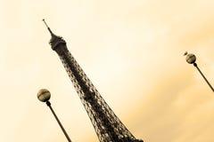 Excursion Eiffel Images libres de droits