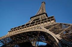 Excursion Eiffel Image libre de droits
