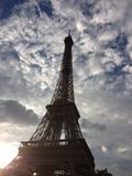 Excursion Eiffel Image stock