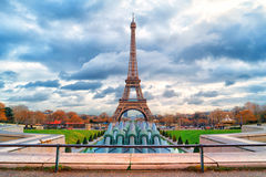 Excursion Eiffel de La photo stock