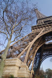 Excursion Eiffel de Paris Photo stock
