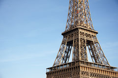 Excursion Eiffel - groupe Images stock