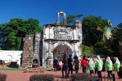 Excursion  in Malacca, Malaysia Stock Photos